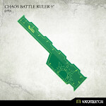 Chaos Battle Ruler 9inch [green] (1)
