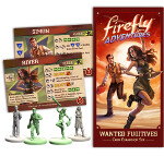 Firefly Adventures: Wanted Fugitives Crew Expansion