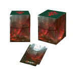 MTG Guilds of Ravnica: Gruul Clans PRO 100+ Deck Box