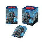 MTG Guilds of Ravnica: Izzet League PRO 100+ Deck Box