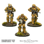 German Heavy Armour Platoon Officers