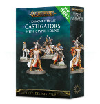Stormcast Eternals: Castigators with Gryph Hound (Easy to Build)