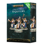 Stormcast Eternals: Sequitors (Easy to Build)