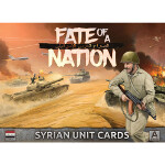 Syrian Unit Cards (AAR902)