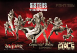 Consecrated Sisters - Command Group (Fantasy)