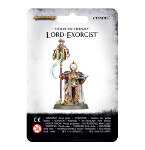 Stormcast Eternals: Lord-Exorcist