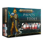 Age of Sigmar Paints + Tools