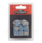 Kill Team: Dice Set - Space Wolves