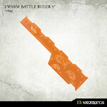 Swarm Battle Ruler 9inch [orange] (1)