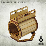 Industrial Pipe - Straight