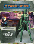 Starfinder Adventure Path #07: The Reach of Empire (Against the Aeon Throne 1 of 3)