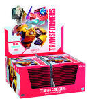 Transformers Trading Card Game: Season 1 Booster Display