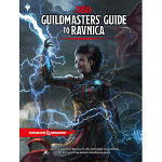 Dungeons & Dragons: Guildmasters' Guide to Ravnica Maps and Miscellany