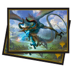 MTG Elder Dragons: Nicol Bolas, the Ravager Deck Protector Sleeves (100)