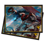 MTG Elder Dragons: Palladia Mors, the Ruiner Deck Protector Sleeves (100)