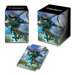 MTG Elder Dragons: Nicol Bolas, the Ravager PRO 100+ Deck Box