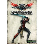 Warhammer 40,000: Wrath & Glory - Talents and Psychic Powers Card Pack