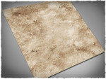 Mousepad games mat, size 4x4, Wasteland v2 theme