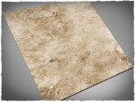 Mousepad games mat, size 3x3, Wasteland v2 theme