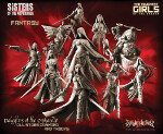 Daughters Of The Orphanage Pack - All 10 Stars Command And Troops (F)