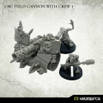 Orc Field Cannon with Crew 1