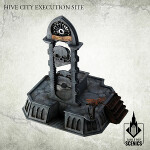 Hive City Execution Site