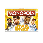Monopoly Star Wars: Han Solo Edition