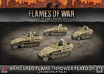 Armoured Flame-Thrower Platoon (GBX125)