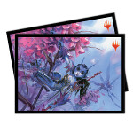 MTG Ultimate Masters: Bitterblossom Deck Protector Sleeves (100)