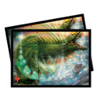 MTG Ultimate Masters: Pattern of Rebirth Deck Protector Sleeves (100)