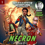 Warped Galaxies: Attack of the Necron (Audiobook)