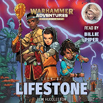 Realm Quest: City of Lifestone (Audiobook)