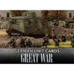 Great War Unit Cards - German
