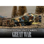 Great War Unit Cards - American