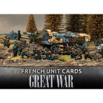 Great War Unit Cards - French