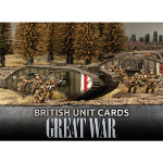 Great War Unit Cards - British