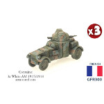 France: Automiltraileuse Platoon (x3)