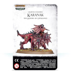 Daemons of Khorne: Karanak, the Hound of Vengeance