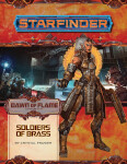 Starfinder Adventure Path #14: Soldiers of Brass (Dawn of Flame 2 of 6)