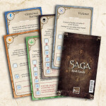 SAGA: Age of Magic - Spell Cards