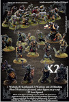Undead Legion Warband (4 Points)