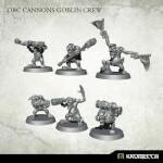 Orc Cannons Goblin Crew (6)