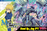 CFV Extra Booster 08: My Glorius Justice Booster Box