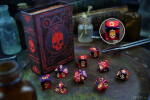 Elder Dice: Mark of the Necronomicon Polyhedral Set (7)
