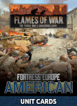 Unit Cards: Fortress Europe - American (FW261U)
