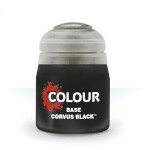 Citadel Base: Corvus Black (12ml)