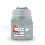 Citadel Base: Iron Hands Steel (12ml)