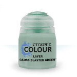 Citadel Layer: Gauss Blaster Green