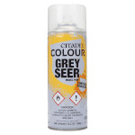 Citadel Primer Spray: Grey Seer (Courier Only)