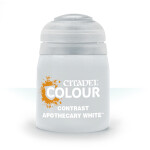 Citadel Contrast: Apothecary White